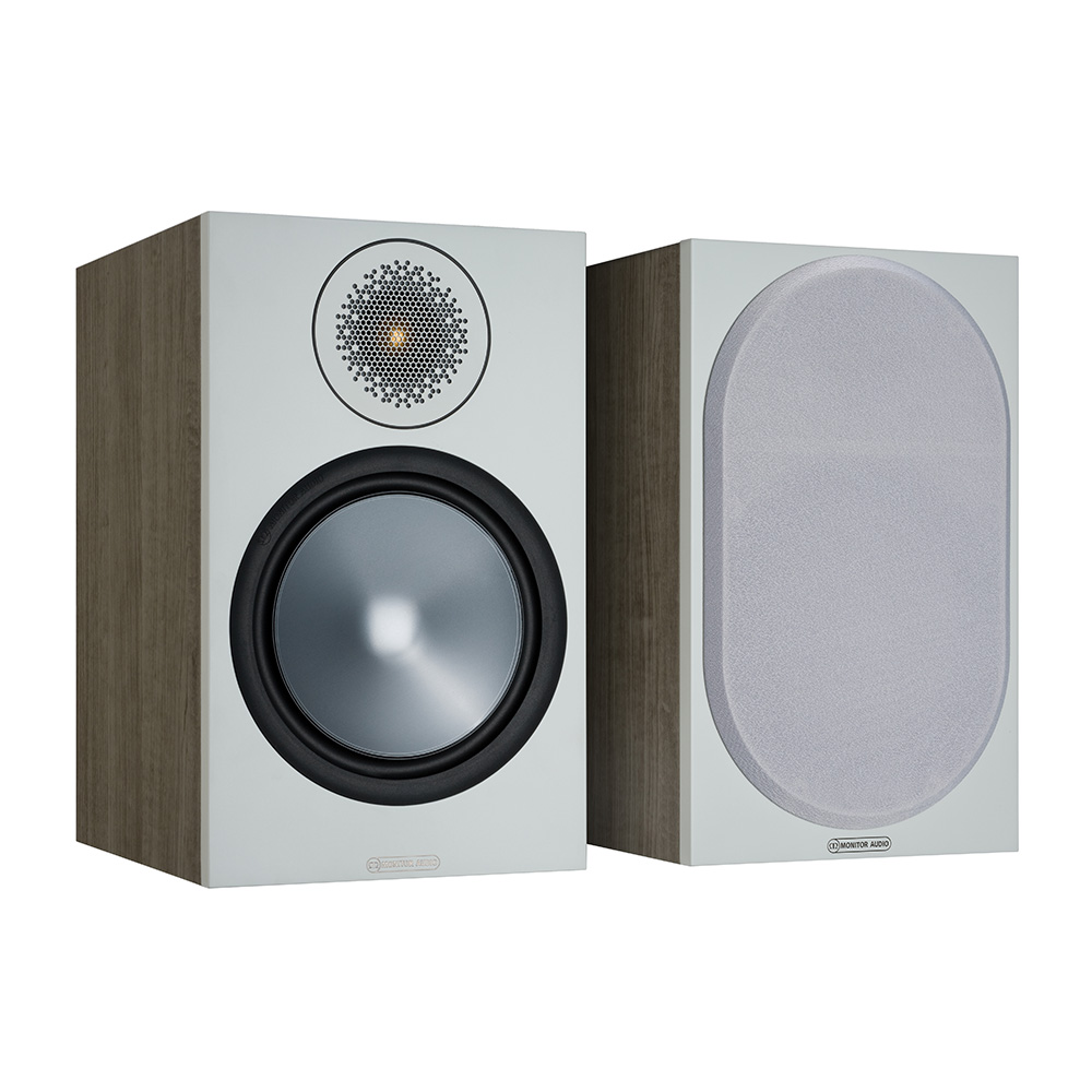 Полочная акустика Monitor Audio Bronze 100 (6G) Urban Grey